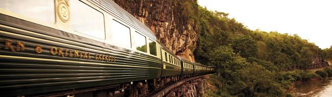 Cabines de luxe à bord de l'Eastern & Oriental Express