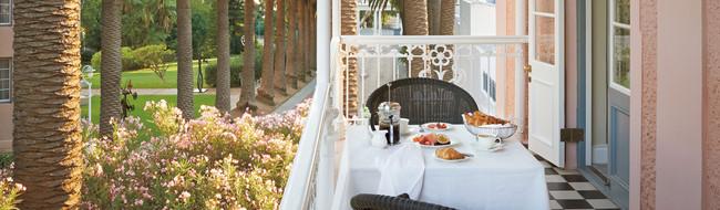 Hôtel de luxe au Cap