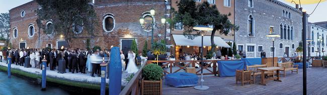 Salles de mariage à Venise
