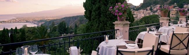 Restaurantes en Taormina