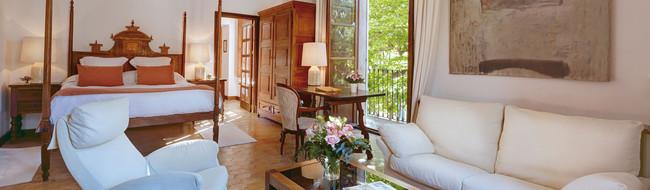 Hôtel de luxe à Majorque