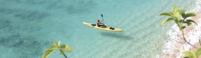 Beach Resort auf St Martin