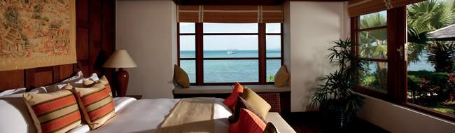 Hébergement de luxe à Koh Samui
