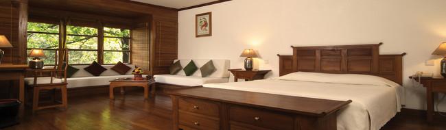 Hôtel en Birmanie