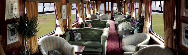 Viaggio in treno di lusso in Scozia