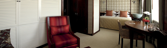 Luxusunterkunft in Myanmar