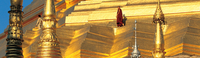 Sehenswürdigkeiten in Myanmar