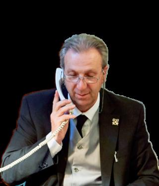 Maurizio Ammazzini, Concierge