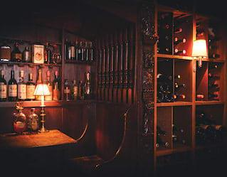 21 club wine cellar