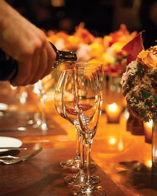 thanksgiving dinner in charleston