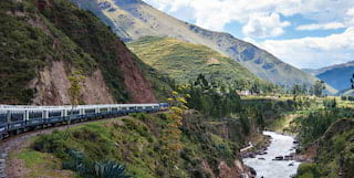 All Aboard for the Andes