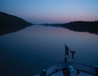sunrise french river cruise leica belmond
