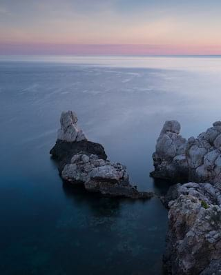 First light in Deia, Mallorca