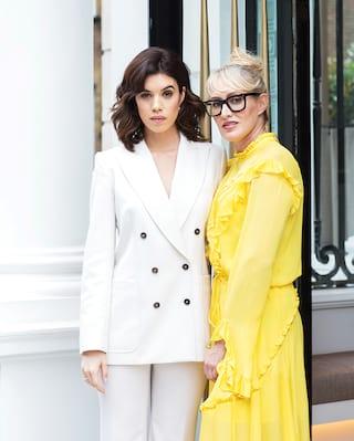 Gala Gordon & Isabella Macpherson