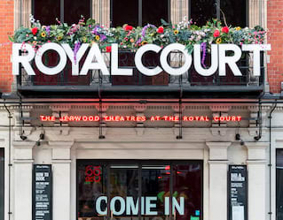 Small theatres in London