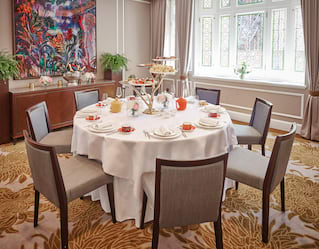 Private dining venues in London