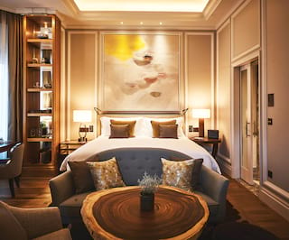 Belmond Cadogan Hotel junior suite