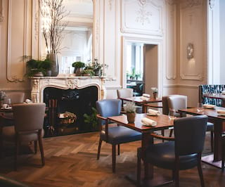 Belmond Cadogan restaurant interior
