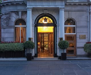 Belmond Cadogan entrance