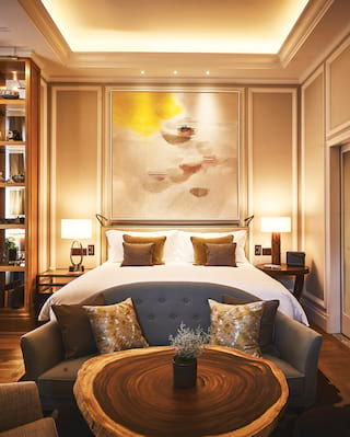Belmond Cadogan Hotel suite room interior