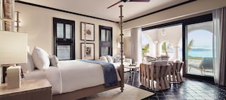 Belmond Cap Juluca suite room interior