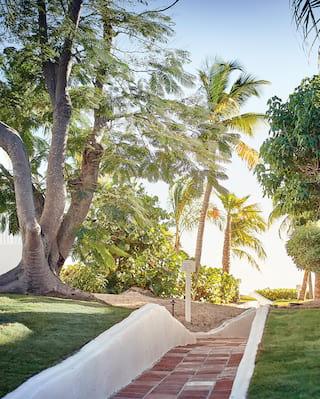 Belmond Cap Juluca garden path