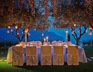 Banqueting in Ravello