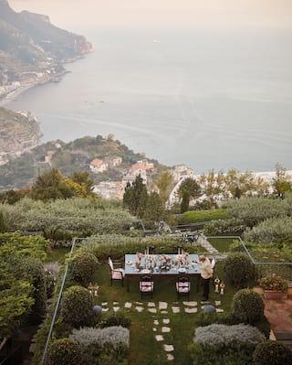 micro wedding amalfi coast italy