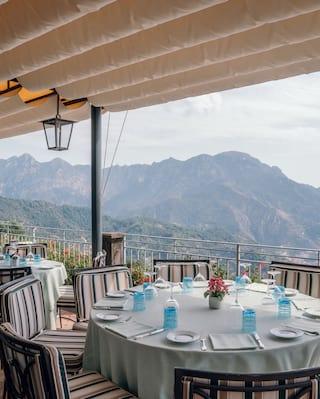 Restaurant Belvedere, Amalfiküste