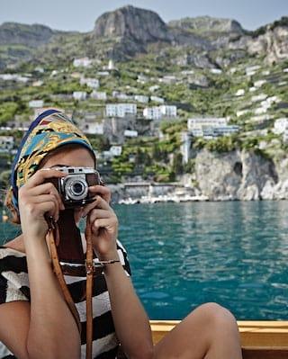 gita in barca ad Amalfi