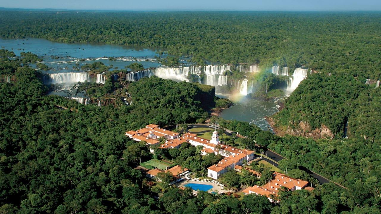 Aerial image of Belmond Hotel das Cataratas