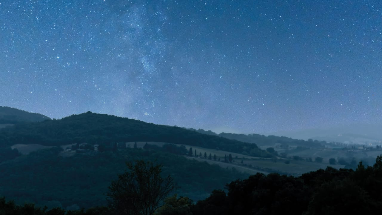 Stargazing experiences in Tuscany