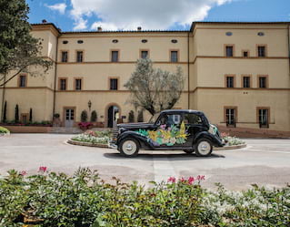 Fiat Musone tours in Tuscany