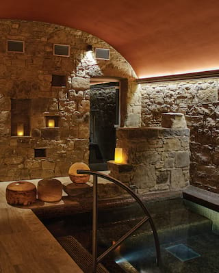 Luxury spa in Tuscany