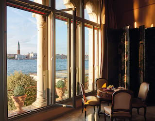 luxury suite venice cipriani
