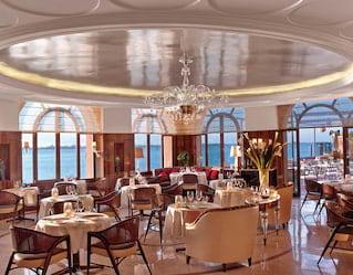 Oro Restaurant at Belmond Hotel Cipriani