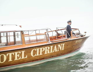 Boat Tour of Venice
