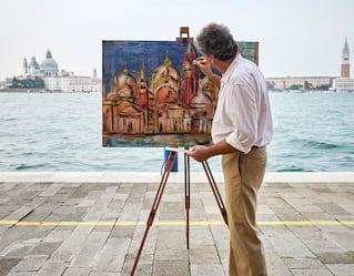 Lezione di arte a Venezia