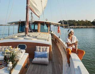 Barca Edipo Re - Tour della Laguna di Venezia