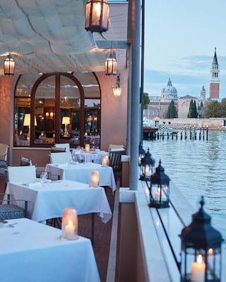 Oro Restaurant in Venice