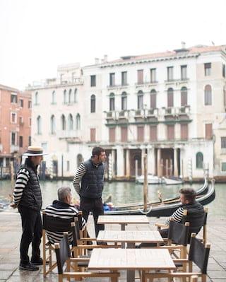 Venice Bacari tour