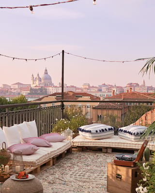 Altana party in Venice at Belmond Hotel Cipriani