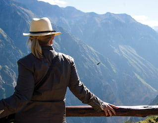 Bird Watching in Colca Canyon