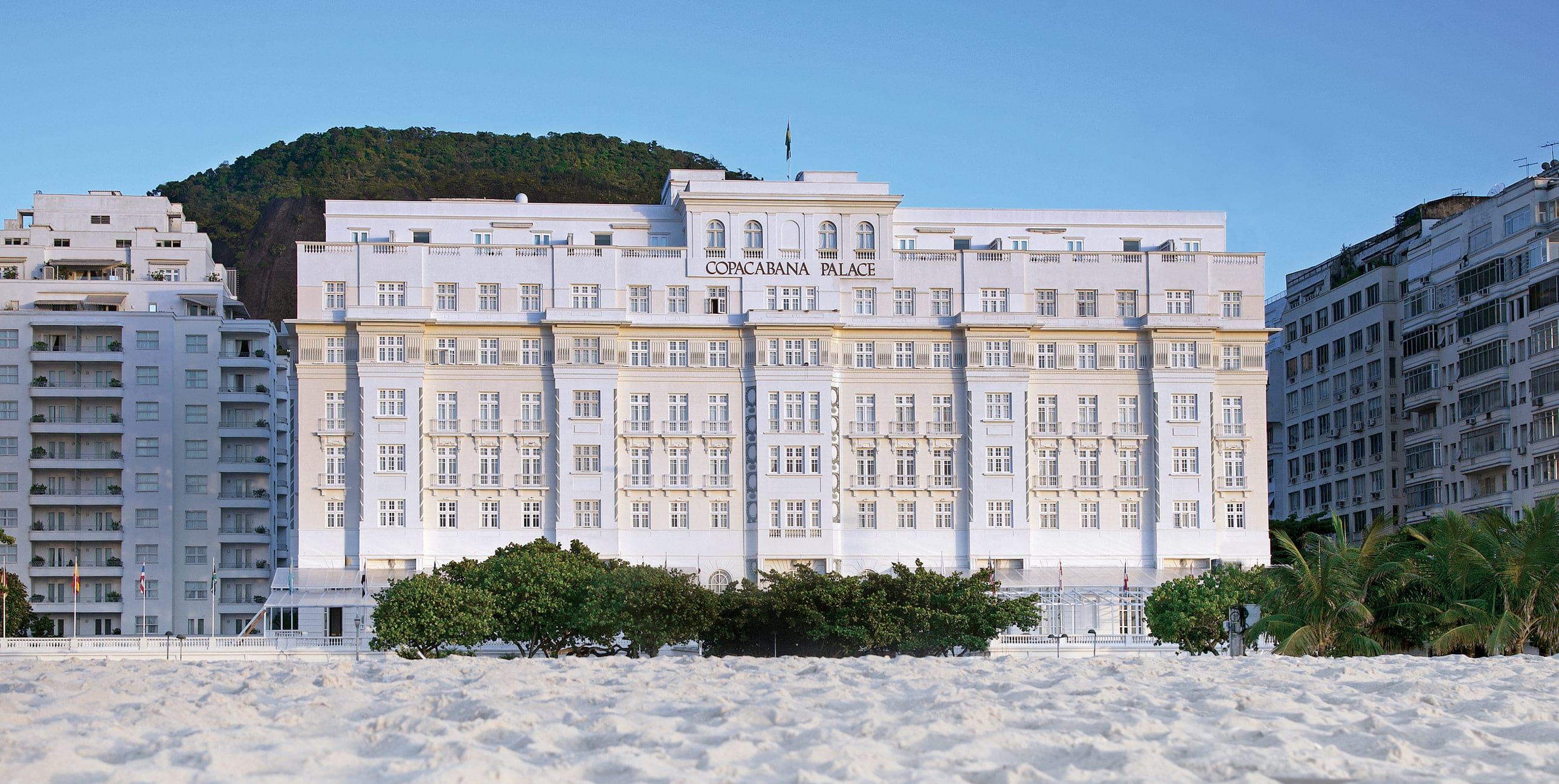 Belmond Copacabana Palace | Rio de Janeiro Hotels