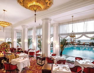 Cipriani Restaurant at Belmond Copacabana Palace