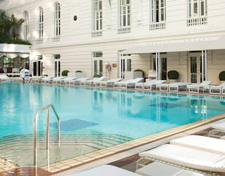 Belmond Copacabana Palace Swimming Pool