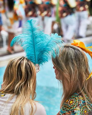 Carnival at Belmond Copacabana Palace