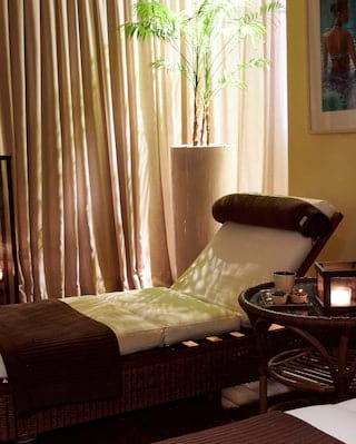 A chair in the spa, Spa Retreat at Belmond Copacabana Palace
