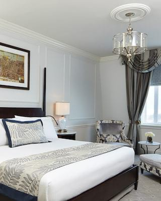 Luxury accommodation in Charleston