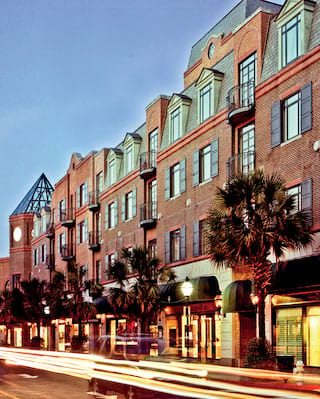external photo of belmond charleston place